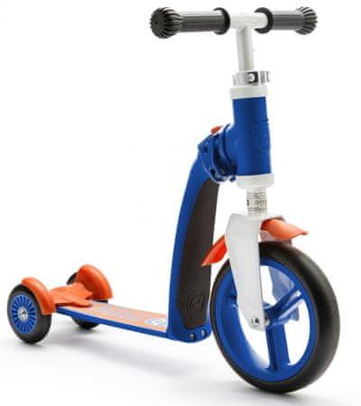 Scoot & Ride Hulajnoga Highwaybaby, niebieski/pomarańcza