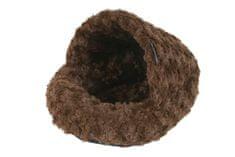 O´ lala Pets legowisko-norka dla gryzoni 26x34 cm Fuzzy