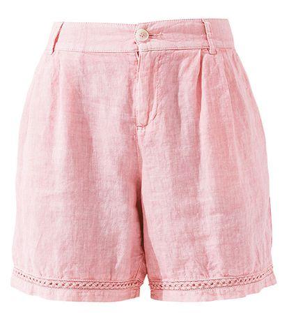 s.Oliver Damskie spodenki Dizzy pink 14.805.74.5030.4417 (rozmiar 34)