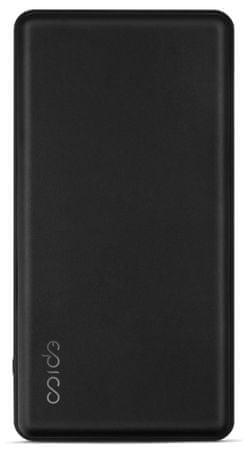EPICO P10 POWER BANK 10 000 mAh (PD 18 W + Fast Charge), černá