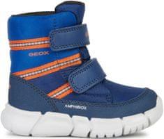 Geox chlapčenské zimné topánky Flexyper