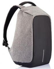 """XD Design Bezpečnostný batoh Bobby Original 15,6 """", šedý P705.542"""
