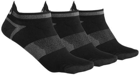 Asics 3Ppk Lyte Sock Černá 47-49