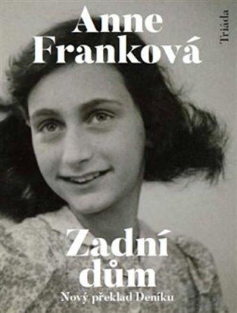 Franková Anne: Zadní dům - Deník v dopisech 12. červen 1942 - 1. srpen 1944