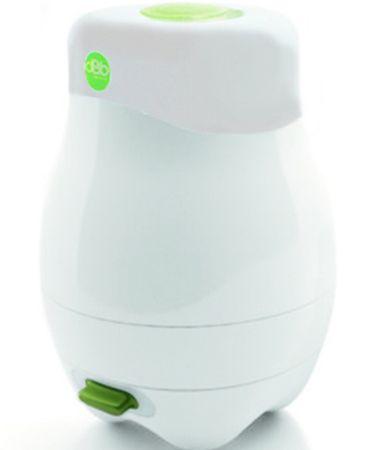 DBB Remond sterylizator elektryczny na 6 butelek, biały