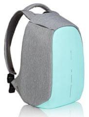 """XD Design Městský bezpečnostní batoh Bobby Compact, 14"""", mentolový P705.537"""
