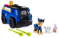 Spin Master Paw Patrol Auto a Hrací sada 2v1 Chase