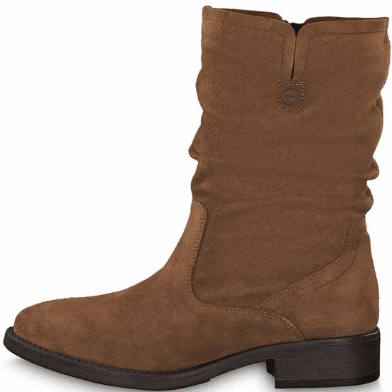 Tamaris dámska členková obuv 25480 36 hnedá