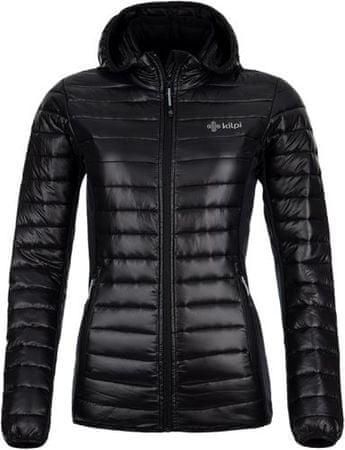 Dámská zimní prošívaná bunda KILPI NEKTARIA černá 44