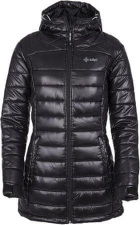 Kilpi Dámský zimní prošívaný kabát KILPI SYDNEY-W černá 40