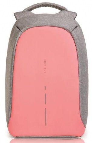 """XD Design Mestský bezpečnostný batoh Bobby Compact, 14 """", ružový P705.534"""