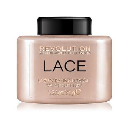 Makeup Revolution (Loose Baking Powder Lace) 32 g (Odtenek Lace)