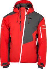 Kilpi Pánská zimní lyžařská bunda KILPI ASIMETRIX-M (nadměrná velikost)