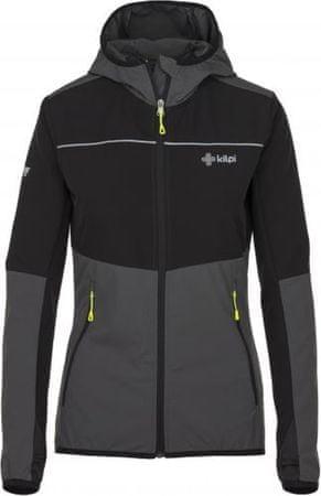 Kilpi Dámská outdoorová bunda KILPI JOSHUA-W tmavě šedá 40