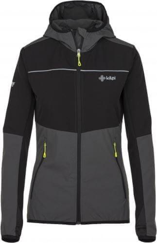 Kilpi Dámská outdoorová bunda KILPI JOSHUA-W tmavě šedá 42