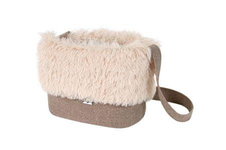 O´ lala Pets Luxury táska 32 cm bézs