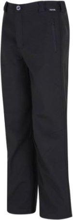 Regatta Dětské softshellové kalhoty Regatta FENTON černá 158