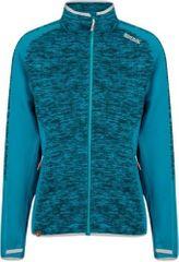 Regatta Dámska fleecová mikina Regatta LANEY V modrá