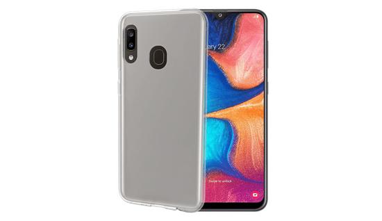 Celly TPU kryt pro Samsung Galaxy A40 (GELSKIN833)