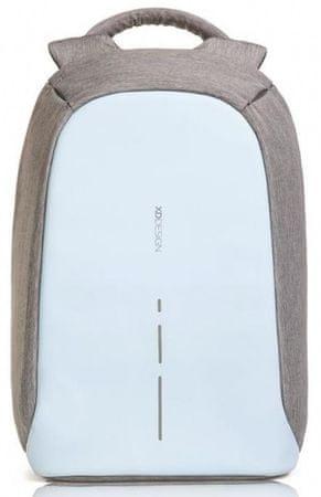 XD Design P705.530 Bobby Compact mestni varnostni nahrbtnik, 14 '', pastelno moder