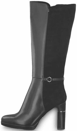 Tamaris 25504 ženski škornji, 37, črni