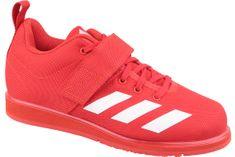 Adidas Powerlift 4 BC0346 46 2/3 Czerwone