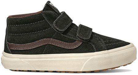 Vans dječje cipele UY SK8-Mid Reissue V MTE black/chocolate torte, 34