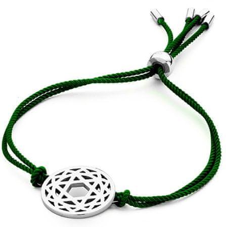 CO88 Zöld karkötő Negyedik szív csakra 860-180-090211-0000