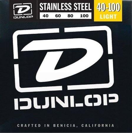 Dunlop DU DBS40100 Struny na basgitaru