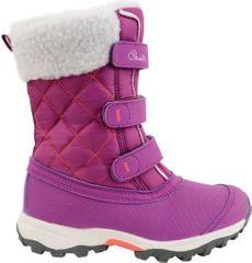Dare 2b Detské zimné topánky Dare2b Skiway Jnr purpurovo ružová