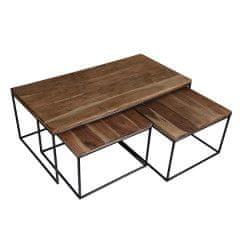 klubska miza Lindie