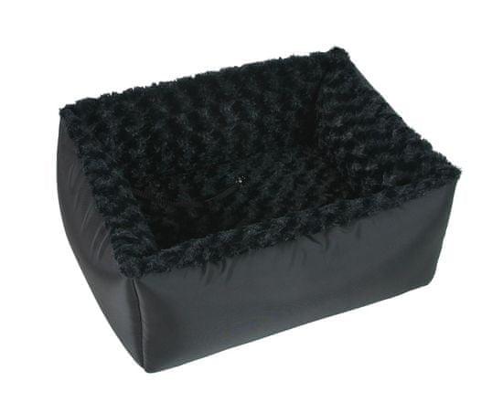 O´ lala Pets Pelech do auta 60x45 cm čierna