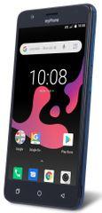 myPhone smartfon Fun 8, 1GB/16GB, niebieski