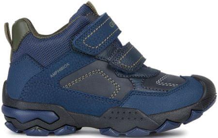 Geox chlapčenské zimné topánky Buller 30 modrá