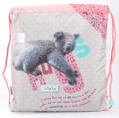 Animal Planet vrečka za copate – koala