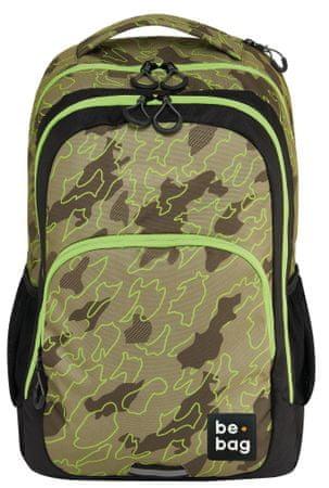 Herlitz školski ruksak be.ready Abstract Camouflage
