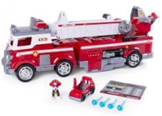 Spin Master Paw Patrol Velký hasičský vůz s efekty