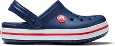 Crocs Dětské boty Crocs CROCBAND CLOG K tmavě modrá/červená