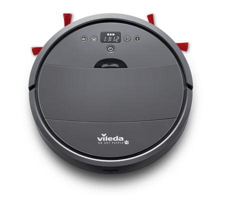 Vileda čistilni robot VR201 PetPro