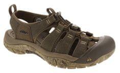KEEN Męskie sandały Newport Hydro 1020287 Canteen / Swirl Podeszwa zewnętrzna