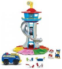 """Spin Master Paw Patrol Wieża obserwacyjna w """"realnej"""" wielkości"""