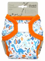 Petit Lulu novorodenecké vrchné nohavičky