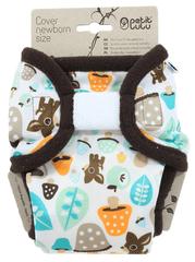 Petit Lulu novorozenecké svrchní kalhotky