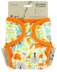 Petit Lulu vrchné nohavičky na patentky