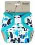 1 - Petit Lulu pieluszka do pływania na rzep Słonie
