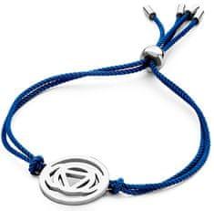 CO88 Modrý náramek Šestá čakra - Třetí oko 860-180-090209-0000