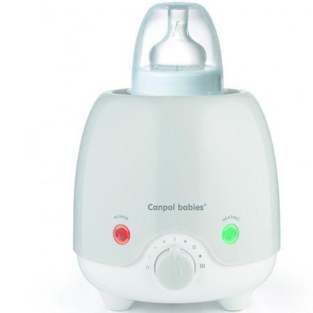 Canpol babies električni grijač za bočice