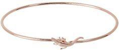 Cluse Aranyozott szilárd karkötő CLJ10020
