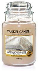 Yankee Candle vonná svíčka Warm Cashmere 623 g