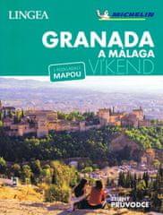 autor neuvedený: Granada a Málaga - víkend...s rozkládací mapou